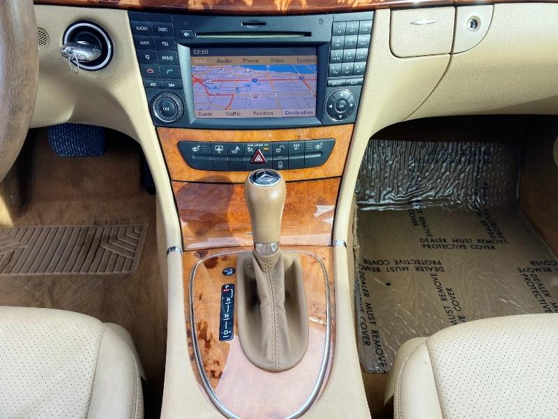 Mercedes-Benz E-Class 2009 price $4,899