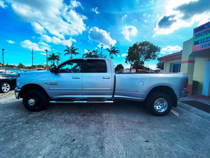 RAM 3500 2016 price $25,999