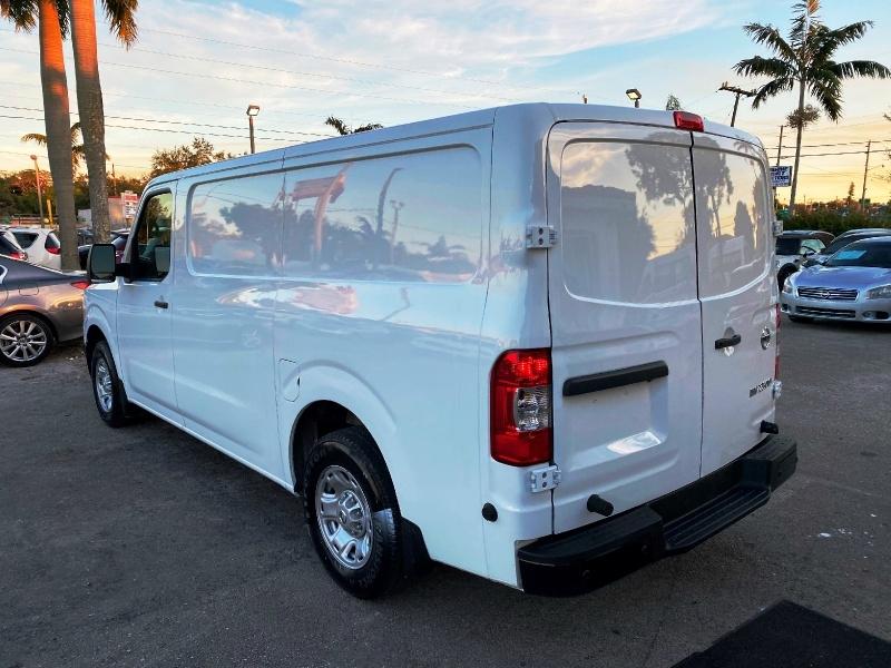 Nissan NV Cargo 2019 price $22,999
