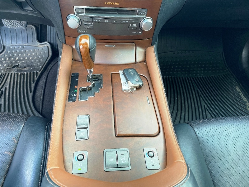 Lexus LS 460 2011 price $10,999