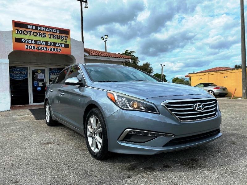 Hyundai Sonata 2015 price $7,999