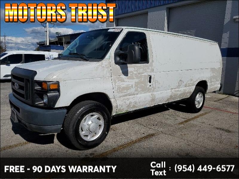 Ford Econoline Cargo Van 2009 price $8,699