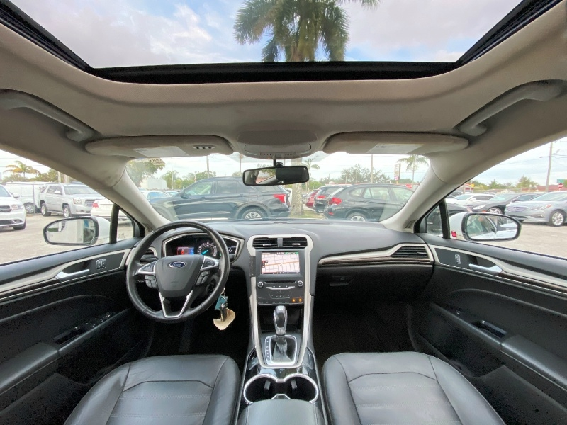 Ford Fusion 2015 price $7,999