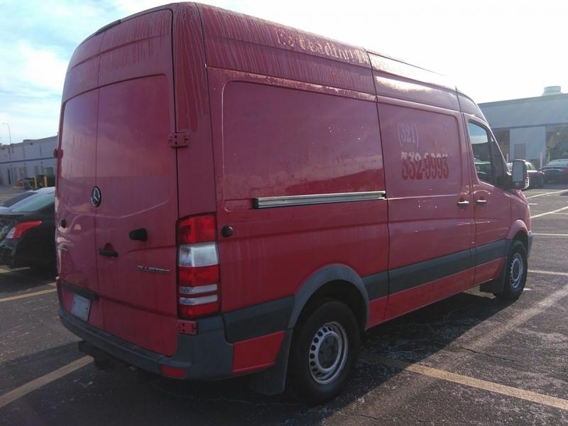 Mercedes-Benz Sprinter Cargo Vans 2015 price $14,199