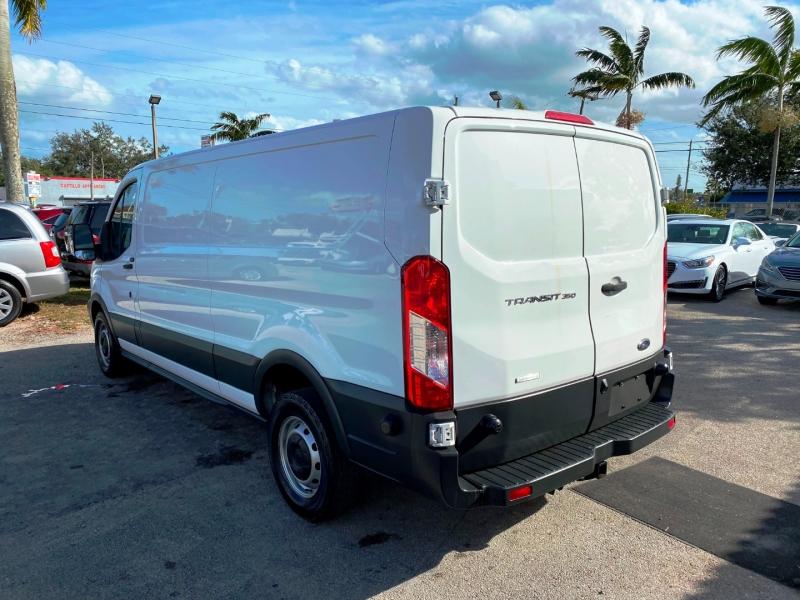 Ford Transit Van 2017 price $18,199