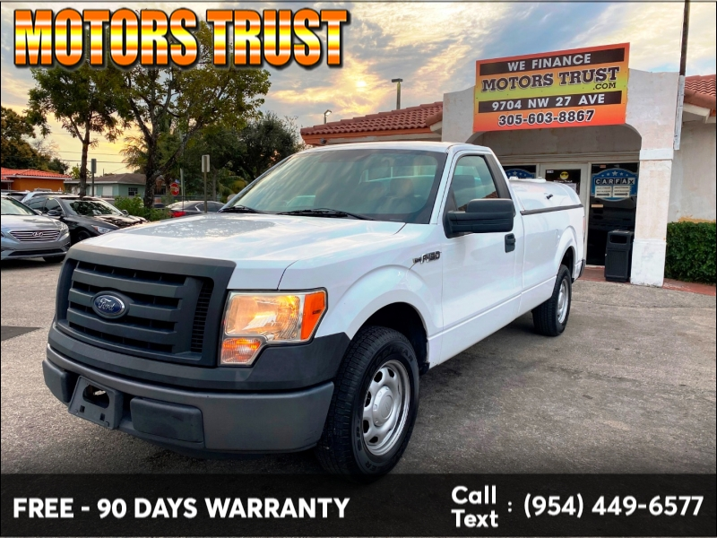 Ford F-150 2012 price $6,599
