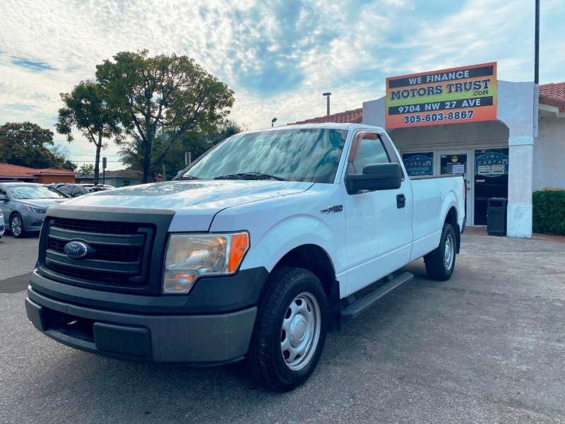 Ford F-150 2013 price $5,999