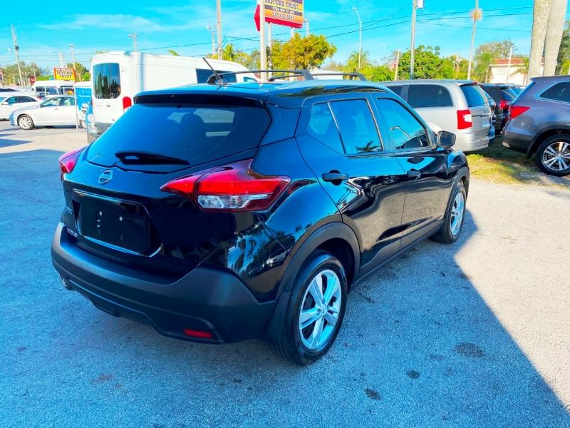 Nissan Kicks 2019 price $12,499
