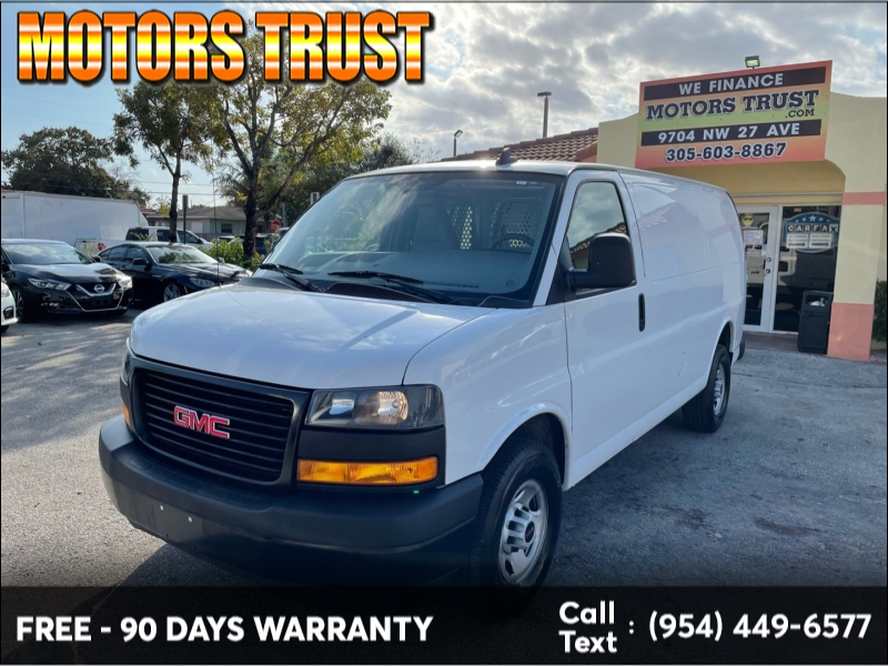 GMC Savana Cargo Van 2019 price $13,999