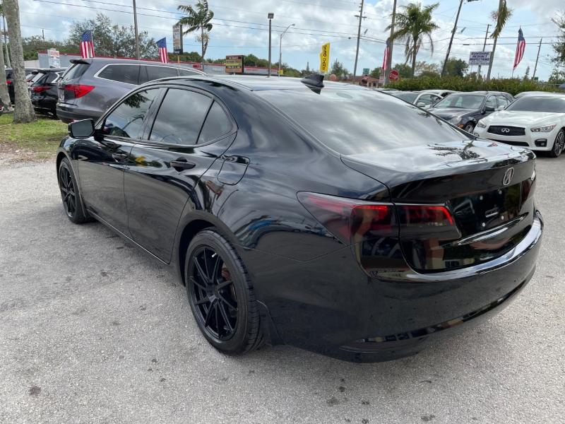 Acura TLX 2015 price $13,999
