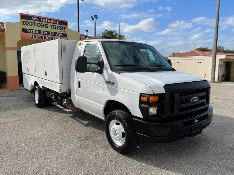 Ford E-Series Chassis 2011 price $7,999