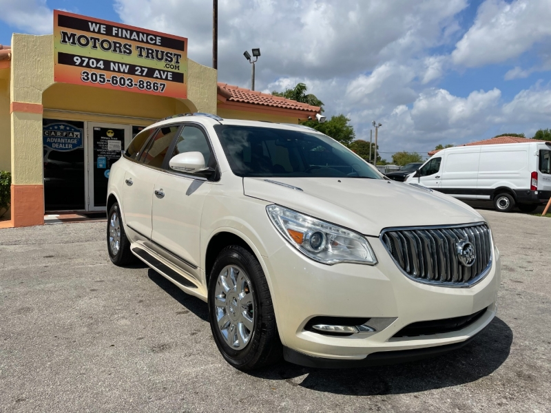 Buick Enclave 2014 price $11,899