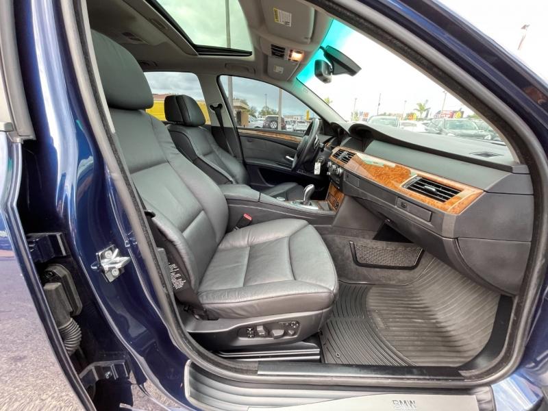BMW 5-Series 2008 price $7,699