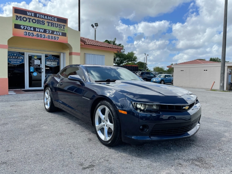 Chevrolet Camaro 2015 price $15,999