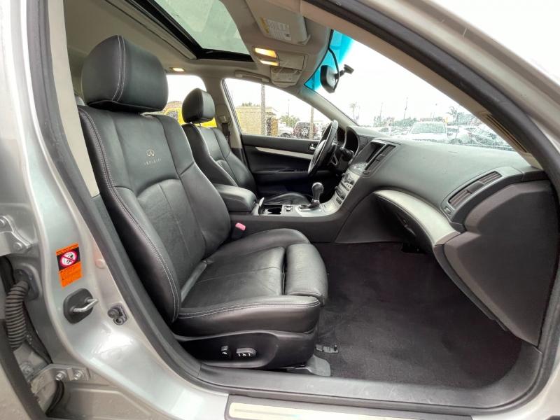 Infiniti G37 Sedan 2009 price $7,599