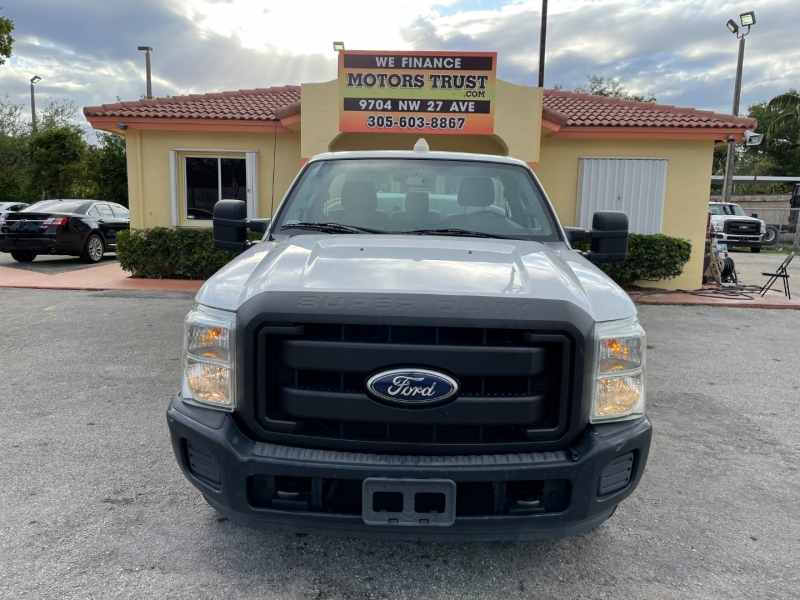 Ford Super Duty F-350 SRW 2011 price $6,799