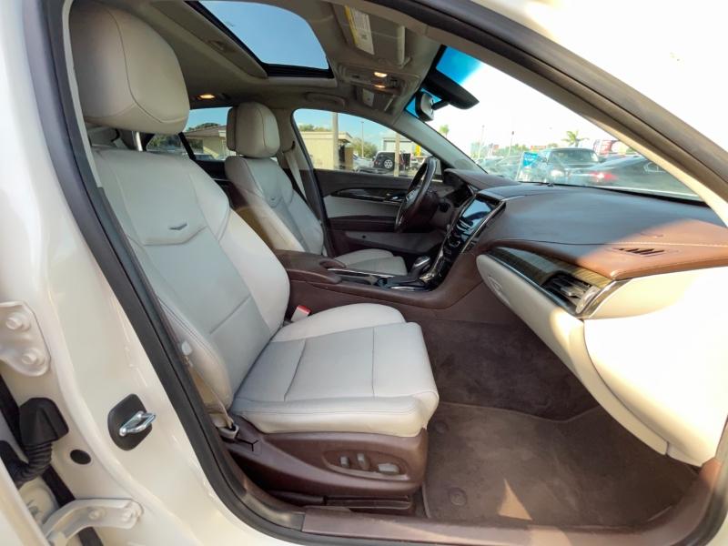 Cadillac ATS 2013 price $8,799