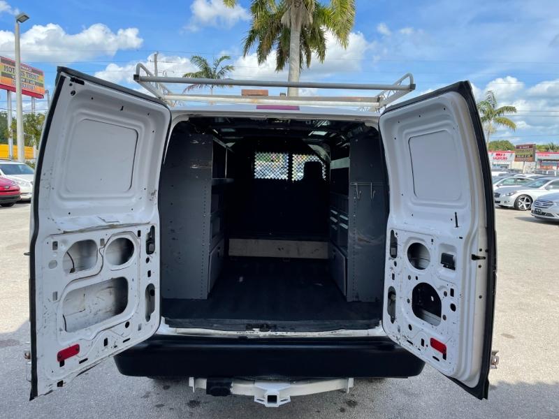 Ford Econoline Cargo Van 2013 price $10,699
