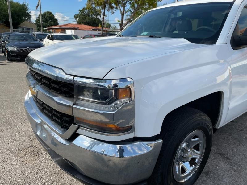 Chevrolet Silverado 1500 2016 price $10,999