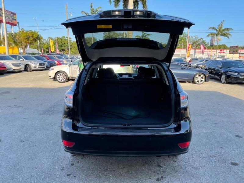 Lexus RX 350 2012 price $12,899