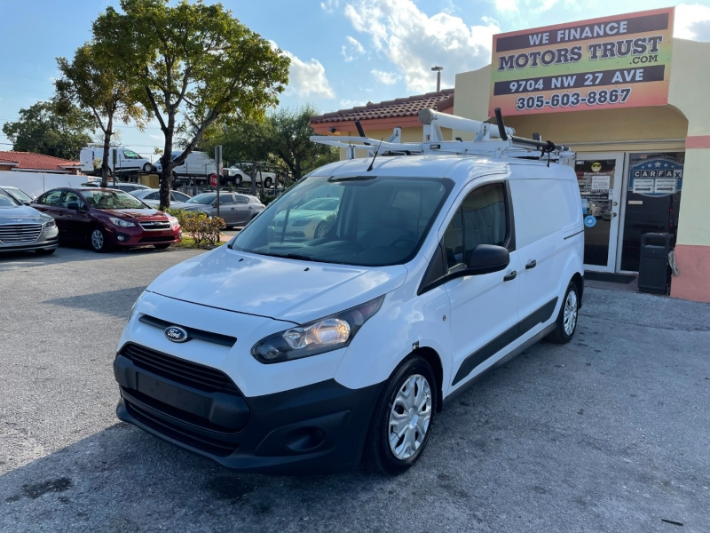 Ford Transit Connect 2016 price $13,399