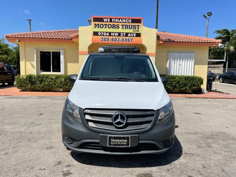 Mercedes-Benz Metris Van 2018 price $22,399