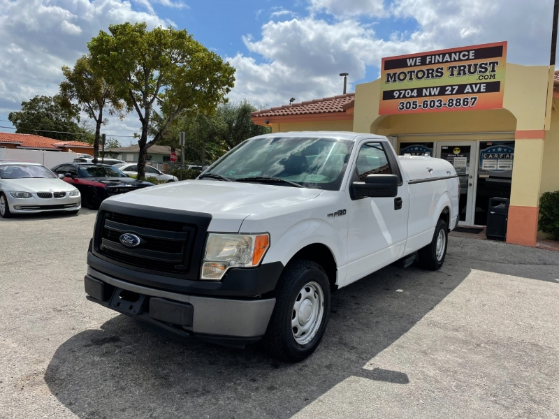 Ford F-150 2013 price $7,999