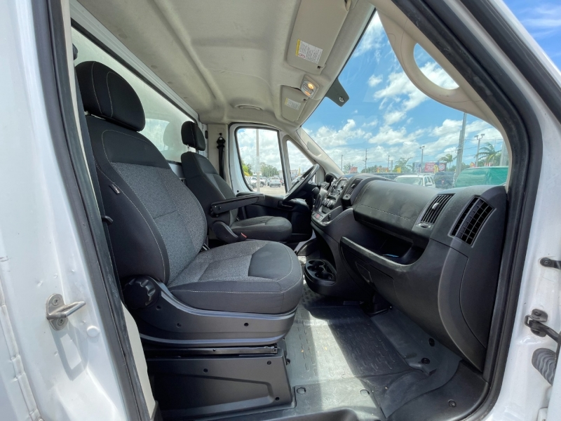RAM ProMaster Chassis Cab 2018 price $19,999