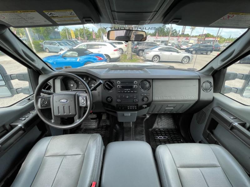Ford Super Duty F-250 SRW 2014 price $19,900