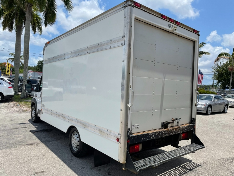 RAM ProMaster Chassis Cab 2018 price $19,399