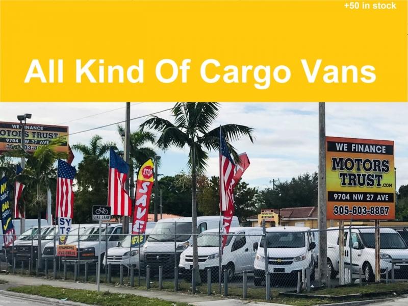 Chevrolet City Express Cargo Van 2015 price $8,699