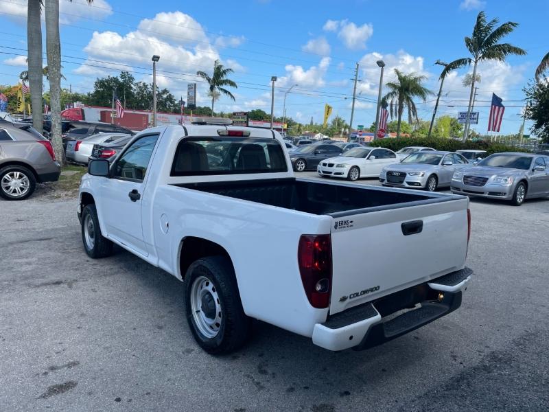 Chevrolet Colorado 2011 price $5,999