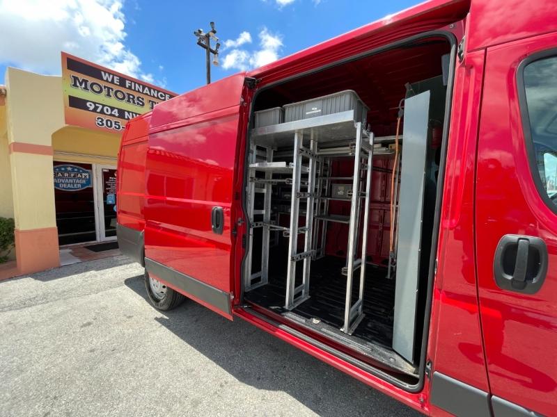 RAM ProMaster Cargo Van 2015 price $20,900