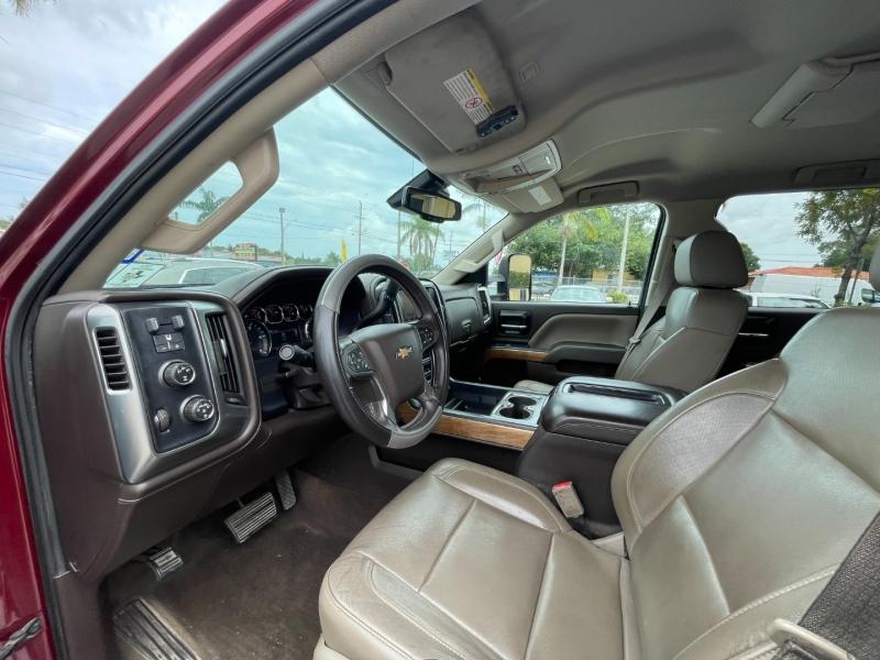 Chevrolet Silverado 3500HD 2015 price $27,999