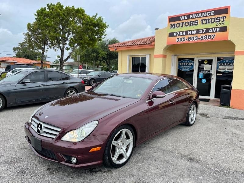 Mercedes-Benz CLS-Class 2006 price $11,499