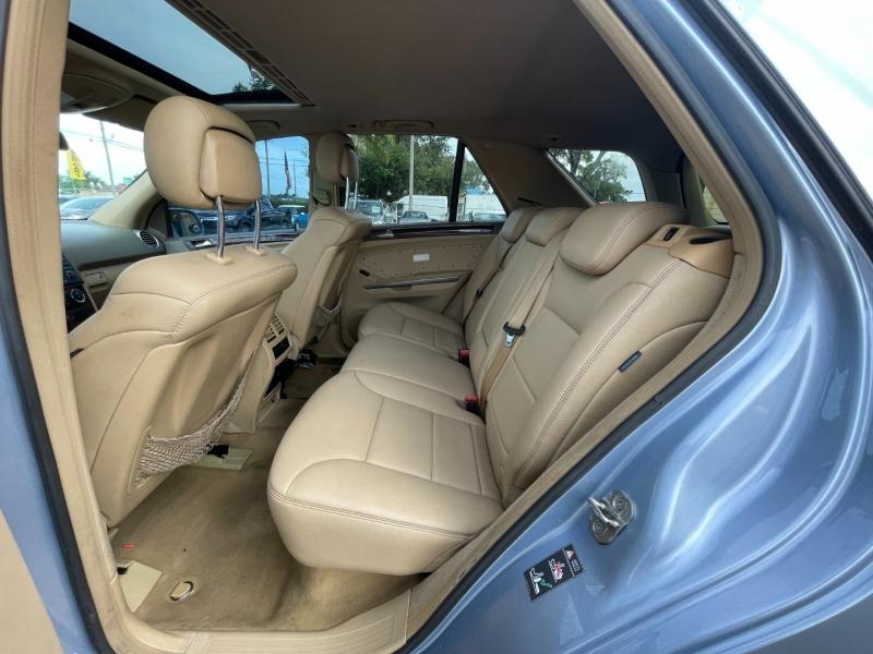 Mercedes-Benz M-Class 2010 price $8,499