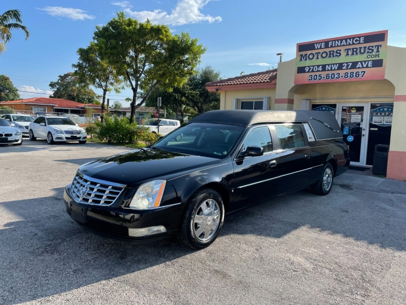 Cadillac DTS Professional 2008 price $14,299