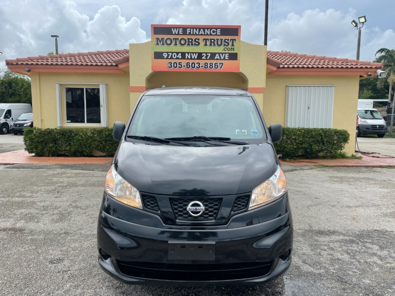 Nissan NV200 Taxi 2016 price $8,499