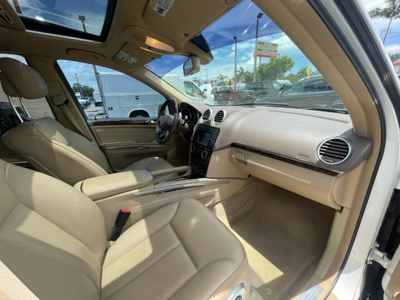 Mercedes-Benz GL-Class 2011 price $12,199