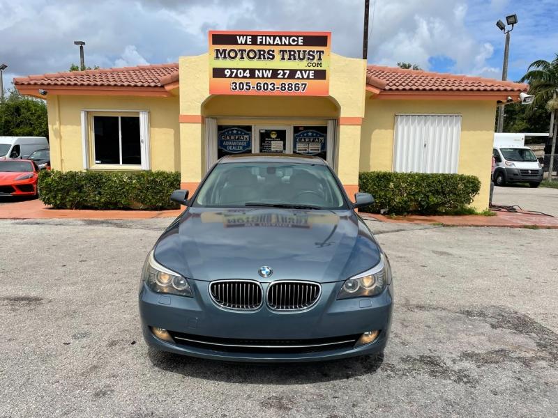 BMW 5-Series 2010 price $7,299