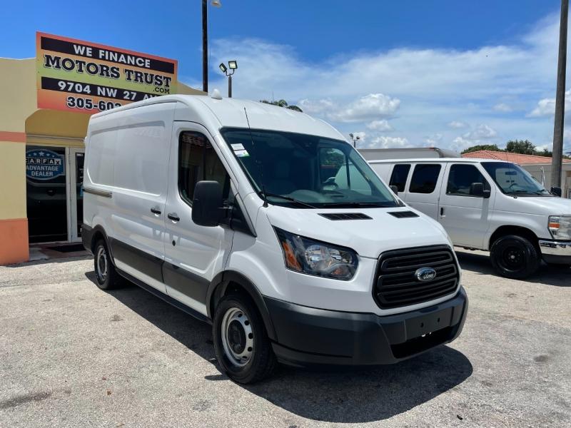 Ford Transit Van 2017 price $37,999