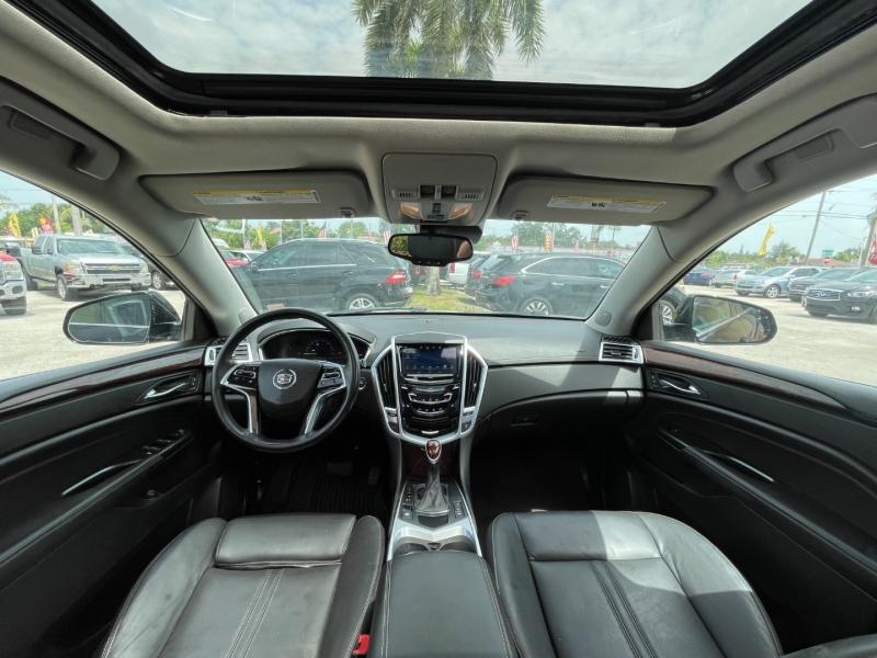 Cadillac SRX 2015 price $12,900