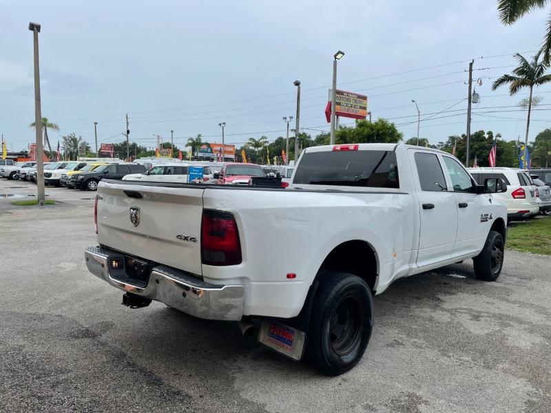 RAM 3500 2018 price $25,700