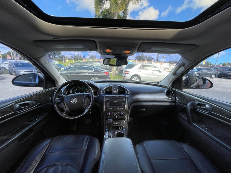 Buick Enclave 2014 price $12,899
