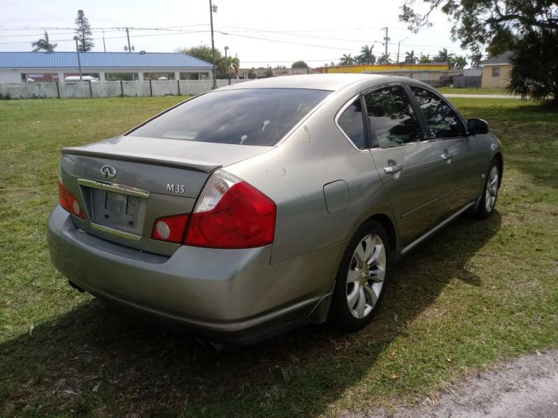 INFINITI M35 2006 price $5,900