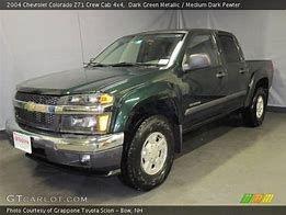 CHEVROLET COLORADO 2004 price $4,500