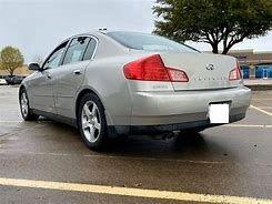 INFINITI G35 2003 price $3,400