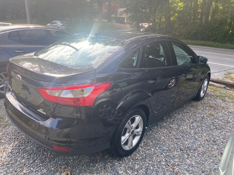 FORD FOCUS 2014 price $7,488