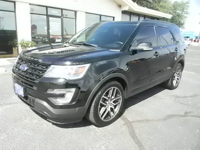 Ford Explorer 2016 price $26,900