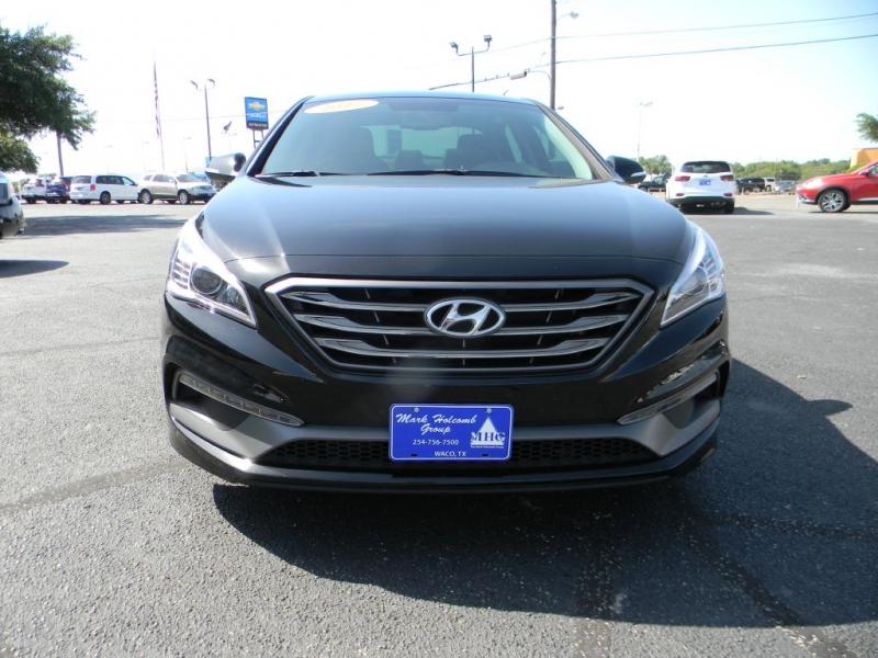 Hyundai Sonata 2017 price $17,853